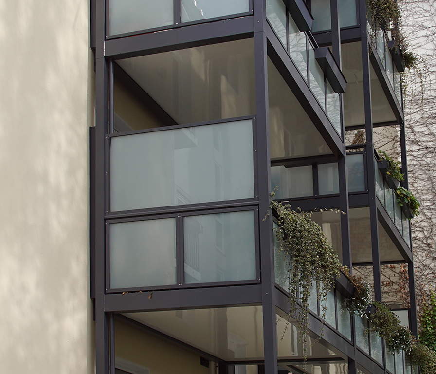 Balkony Dostawne Copal