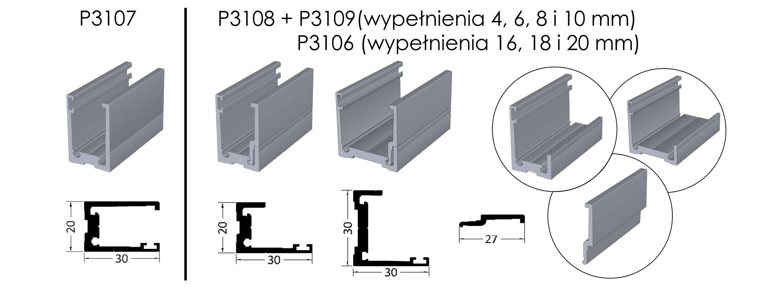 Szklane ścianki Działowe I Przegrody Balkonowe Producent Copal