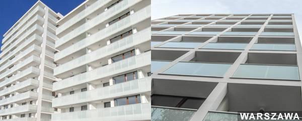 aluminiowe balustrady warszawa
