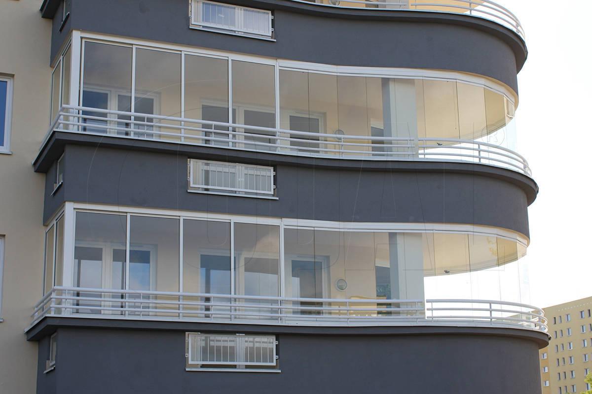 Zabudowy Balkonow Balkony Copal