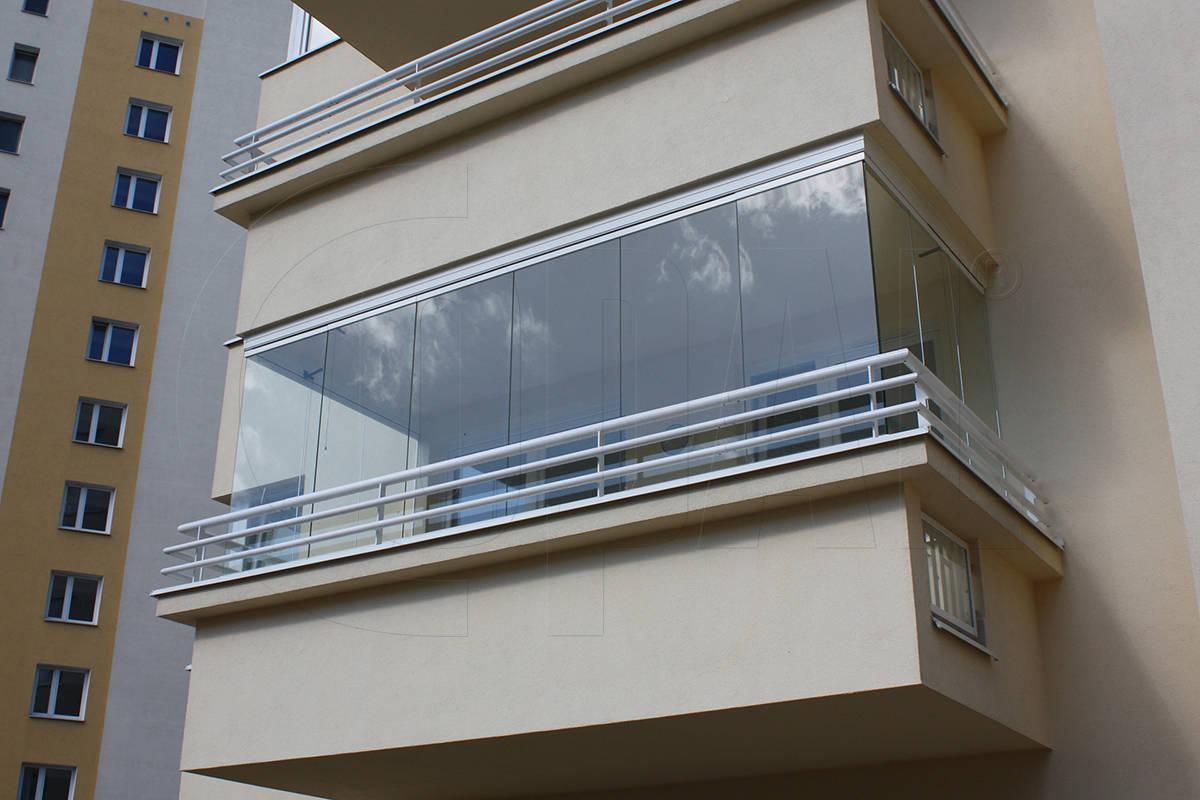 Zabudowy balkon w balkony copal for Balcony surrounds